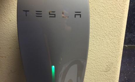 Tesla Wall Connector