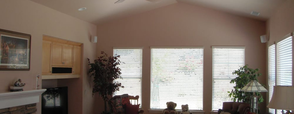 Vaulted Ceiling Fan