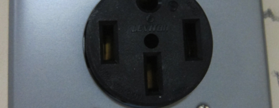 Electric Vehicle (EV) Charging Outlet