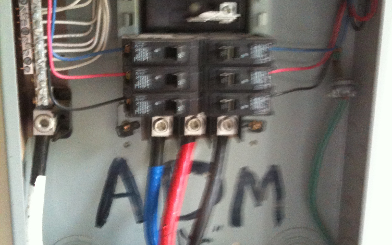 Three-Phase Panel