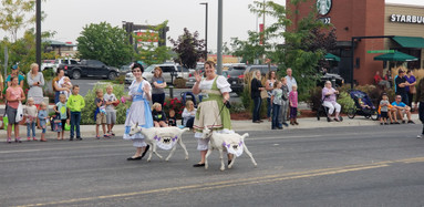 4th of July parade in Kalispell