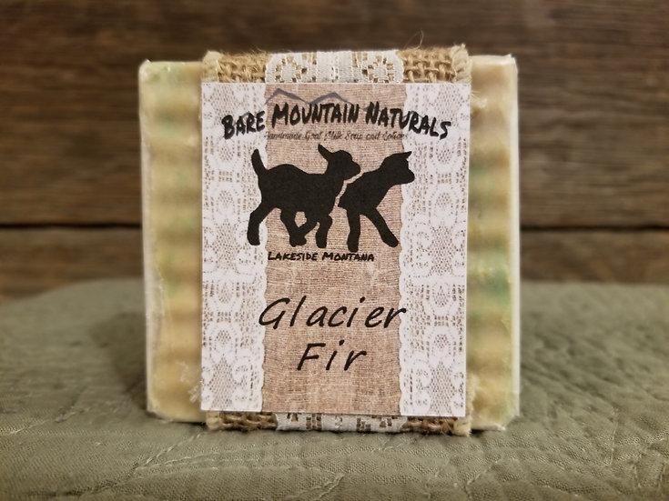 Glacier Fir Fragrance All Natural Goat Milk Soap