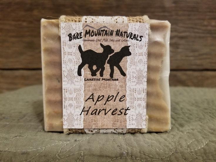 Apple Harvest Fragrance All Natural Goat Milk Soap
