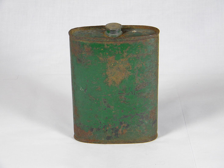 Vintage Gun Powder Tin