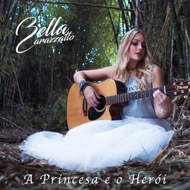"Capa do single ""A princesa e o Herói"""