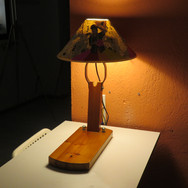 Lampara de Jamon - Dark