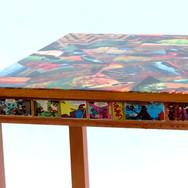Hillside Table - Left