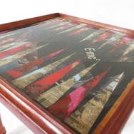 Backgammon Table - Zoom