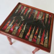 Backgammon Table - Top
