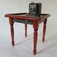 Backgammon Table - Camera