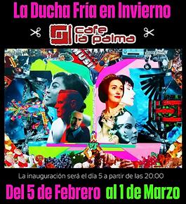 La Palma - Madrid Evend Flyer