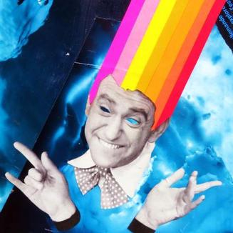 047 Rainbow Thizzle
