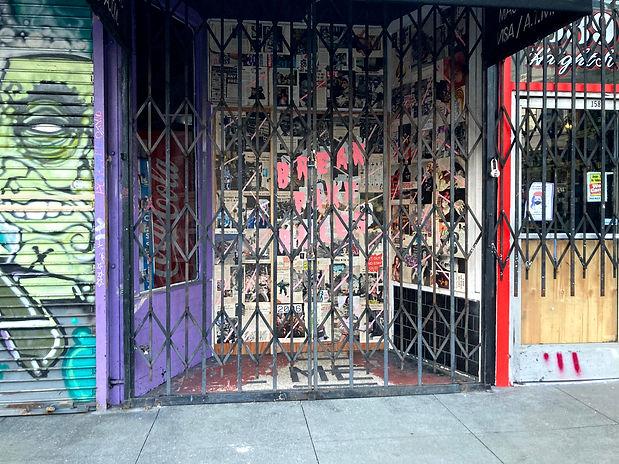 Liquid Experience - Haight Street, SF