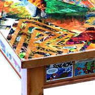 Hillside Table - Corner