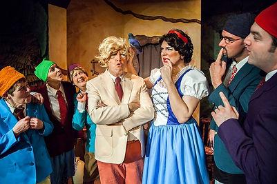 Snow White 2015-16 Mauer,McCarthy, Lee-V