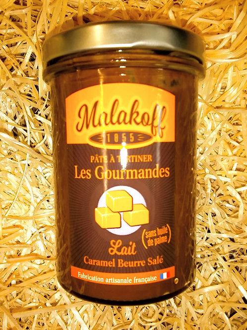 Pâte à tartiner Lait Caramel Beurre Salé
