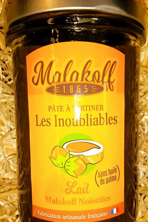 Pâte à tartiner Lait Eclats de Noisette