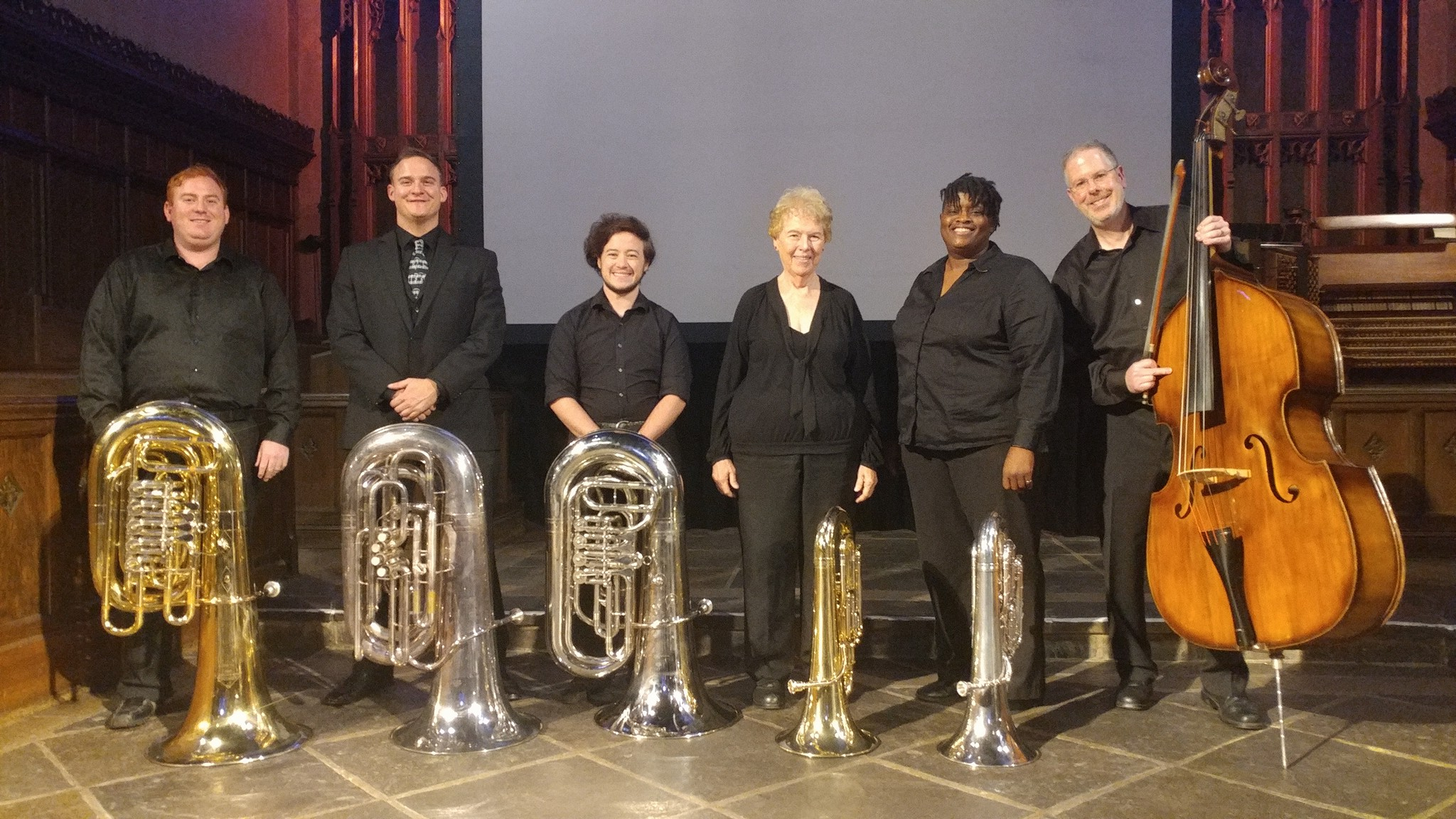 Low Brass and Bass