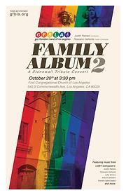 Poster-GFBLA Family Album.png
