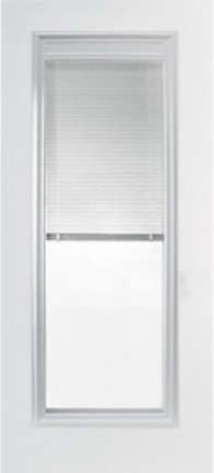Internal Mini Blinds Door