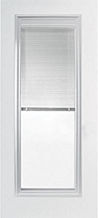 Internal Mini Blinds Door