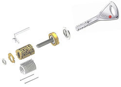 ABLOY Protec2 Lock system
