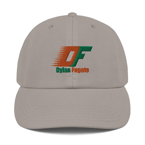 Dylan Fugate Champion Dad Cap