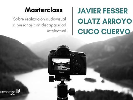 Javier Fesser ofrecerá en Madrid una Masterclass sobre realización audiovisual