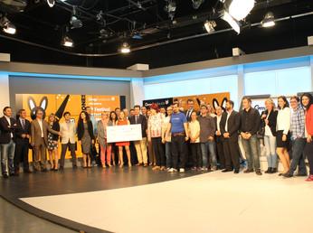 Fundación Gmp entrega 52.100 euros recaudados en la 7ª edición de Grandes Ilusiones a ABAMUR