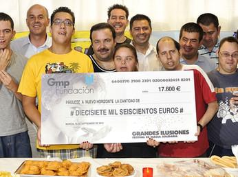 Grandes Ilusiones recauda 17.600€ para Nuevo Horizonte