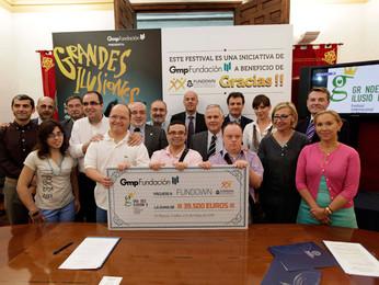 39.500 € para el envejecimiento con calidad de personas con discapacidad intelectual de Murcia en la