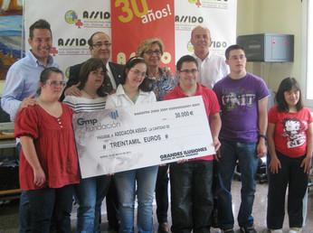 Grandes Ilusiones consigue 30.000 € para la Asociación Assido