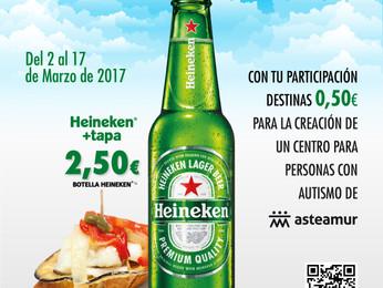 Grandes Ilusiones 2017 trae la ruta de la tapa mágica de la mano de Heineken