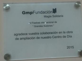 CEOM inaugura sus nuevas instalaciones, financiadas gracias a la recaudación de Grandes Ilusiones 20