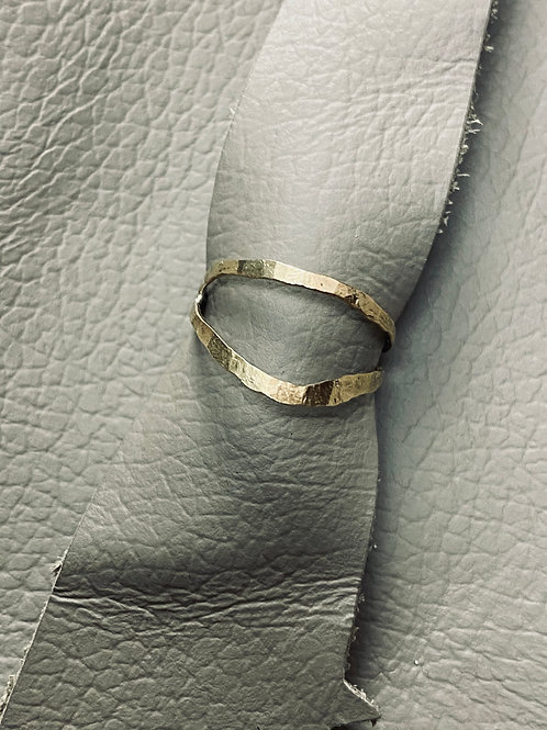 Gold Lust Midi Ring