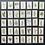 Thumbnail: Fremdgebibert | Briefmarken Farne | 50 Stück