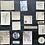 Thumbnail: Vintage Journalingsticker | Eukalyptus | Fremdgebibert | 20 Stück
