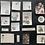 Thumbnail: Vintage Journalingsticker | Dahlien | Fremdgebibert | 20 Stück