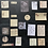 Thumbnail: Vintage Journalingsticker   Winter   Fremdgebibert   20 Stück