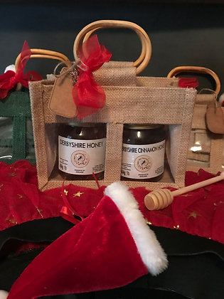 Xmas Gift Sets of Honey