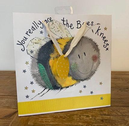 Bee Knees medium Gift Bag