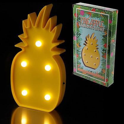 Pineapple LED Light Decoration