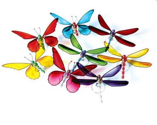 Beautiful Butterfly & Dragonfly-   Bugz Range
