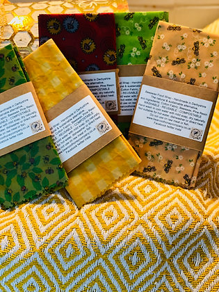 The Really Useful - Beeswax Food Wraps