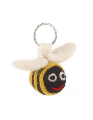 FeltSoGood - Bee Keyring