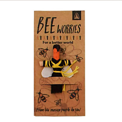 Mini Worry Doll - Bee Worries