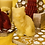 Thumbnail: 100% Beeswax Candles - Cute Cat with Bow