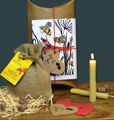 Bee Love Valentine Gift Set