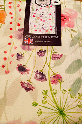 In Bloom -Tea Towel