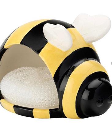 Bee happy Scourer Holder